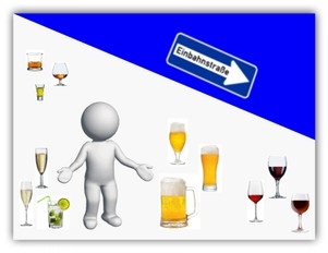 Suchtdruck Alkohol